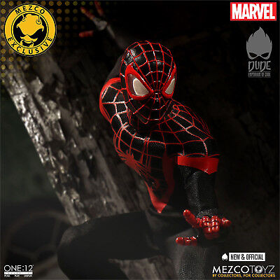 Spider-Man NYCC Exc Miles Morales One:12 Collective [IN STOCK] •NEW & OFFICIAL•