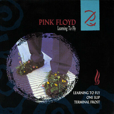 Pink Floyd, Learning To Fly, NEW* Original UK CD single