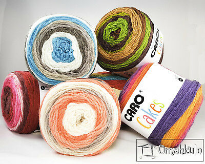 Caron Cakes - 200g / 350m Premium Yarn -  *** 31 Colours to Choose From ***
