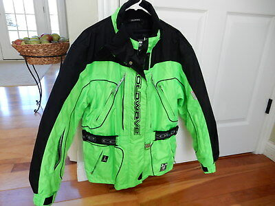 Coldwave snowmobile jacket men L