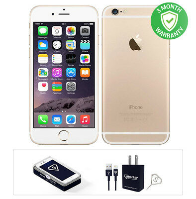 Apple iPhone 6 Plus - 128GB - Gold- Fully Unlocked