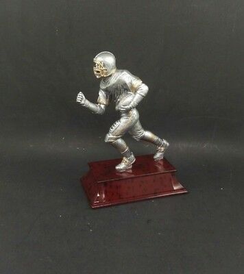 """6"""" Football Trophy Award Youth or Fantasy League. Free engraving."""
