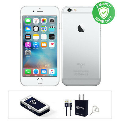 Apple iPhone 6s - 64GB - Silver - Fully Unlocked - Good Condition