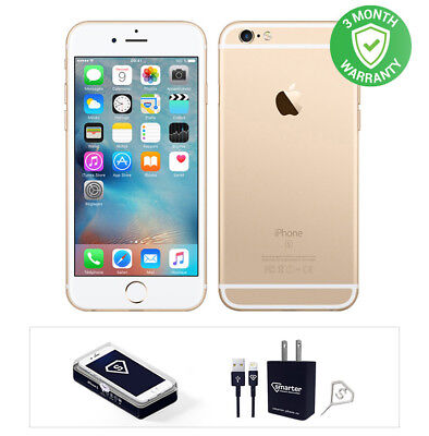 Apple iPhone 6s - 64GB - Gold - Fully Unlocked - Good Condition