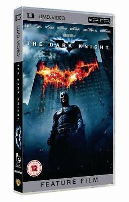 The Dark Knight [UMD Mini for PSP] [DVD], Very Good DVD, ,