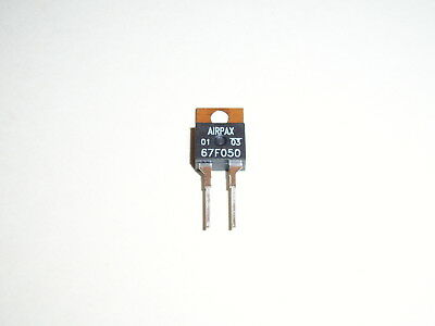 Airpax 67F050 Thermostat 50°C/122°F, NO TO-220