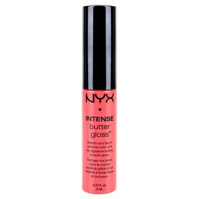 NYX Intense Butter Gloss - 0.27oz/8ml - IBLG01 Napoleon
