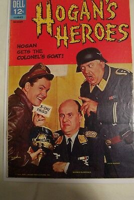 Dell Silver Age Comic Hogans Heroes #3 from 1966 Grade 9.4