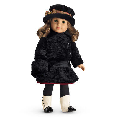 American Girl REBECCAS WINTER COAT Retired Outfit - NEW IN BOX
