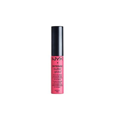 NYX Intense Butter Gloss - 0.27oz/8ml - IBLG19 Pink Macaroon
