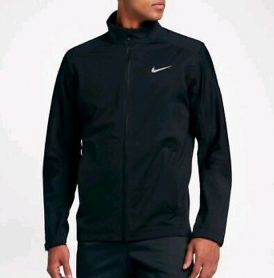 0fdb2591ec7a NEW Nike Hyperadapt Storm-FIT Full-Zip Men s Golf Jacket 687028-010  295
