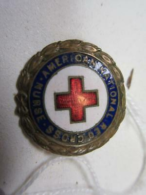 Vintage Numbered 28317 American National Red Cross  Lapel Pin 151