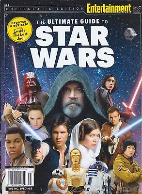 Entertainment Weekly COLLECTOR'S EDITION The Ultimate Guide To Star Wars (2018)