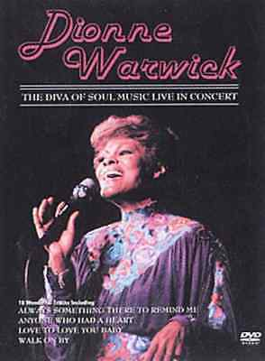 Dionne Warwick: Diva of Soul Music Live at the Jubilee Hall NEW DVD