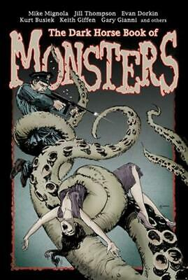 The Dark Horse Book of Monsters H/B