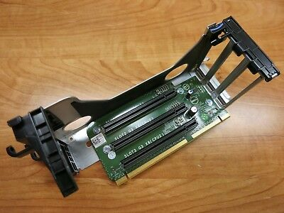 DELL POWEREDGE R720 R720xd PCI-E Riser 1 board with cage asse 1JDX6