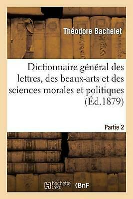 Dictionnaire g by BACHELET-T (French) Paperback Book Free Shipping!