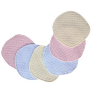 1PC Nursing Breast Reusable Pad Washable Soft Absorbent Baby Breastfeeding Cover