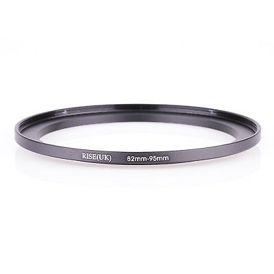 82mm to 95mm 82-95 82-95mm82mm-95mm Stepping Step Up Filter Ring Adapter