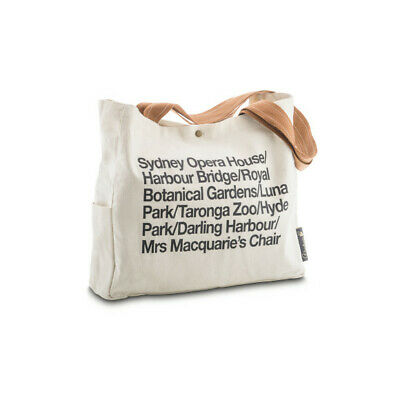 NEW Sydney highlights wine tote bag Women's by Vinotopia Wine Giftwares