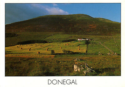 Ireland - Donegal  -  Extends along much of the north-west coast  -  1990