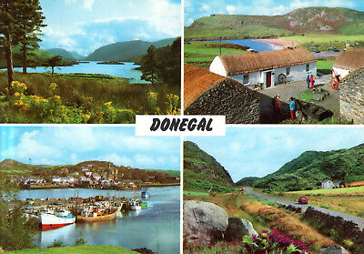 Ireland - Donegal  -  Extends along much of the north-west coast  -  ca.1985