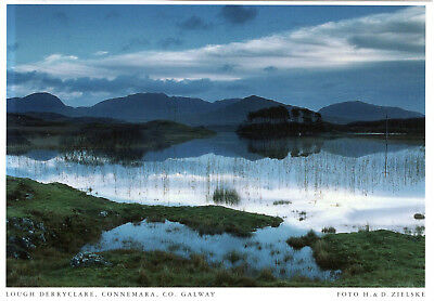 Ireland - Connemara  -  View of the Lough Derryclare (Co. Galway)  -  ca.1995