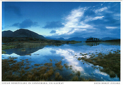 Ireland - Connemara  -  View of the Lough Derryclare ( Co. Galway)  -  ca.1995
