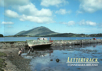 Ireland - Letterfrack  -  This harbour lies at the head of Ballynakill Harbour