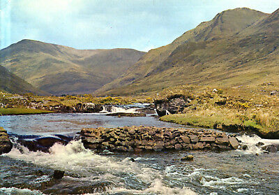 Ireland - Delphi  -  Situated at the head of tiny Fin Lough, and near Doo Lough