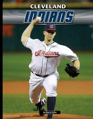 Cleveland Indians by Marty Gitlin (English) Hardcover Book Free Shipping!