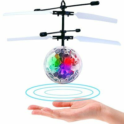 Toys for Boys Girls Flying Ball LED 5 - 11 Year Old Age Cool Toy Xmas Gifts