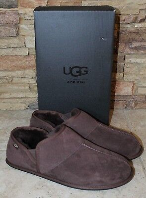 NIB UGG Men's Slip On Lined Leisure Slippers Shoes STOUT US 10 11 12 13