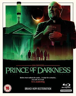 Prince Of Darkness [2018] (Blu-ray) Donald Pleasence, Jameson Parker