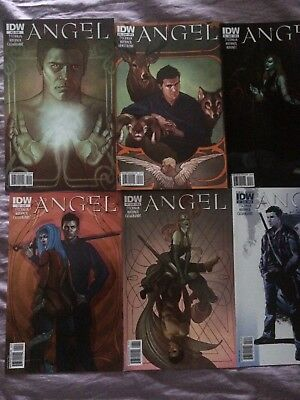ANGEL - Issues 39-44 Excellent Condition