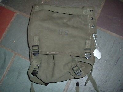 Original US Army early Vietnam Butt Pack dated 1960