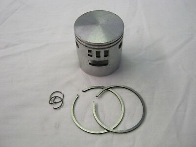 Vespa Px Dr/olympia 180 Asso Piston Kit 63.6