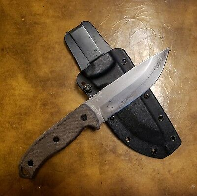 ESEE 5 survival, bushcraft, camping fixed blade knife