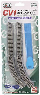 KATO N Gauge CV 1 UniTrak Compact 20-890 Endless Basic