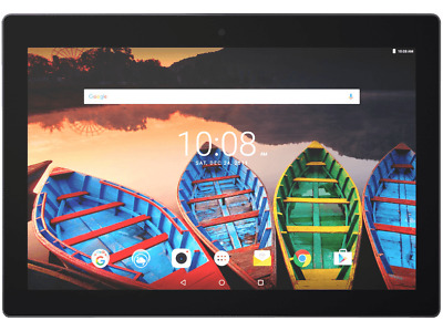LENOVO Tab 3 10 Plus, Tablet mit 10.1 Zoll, 32 GB, 2 GB RAM, Android