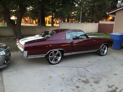 1972 Chevrolet Monte Carlo All All bells and whistles!sounds,rims,interior,paint runs great!