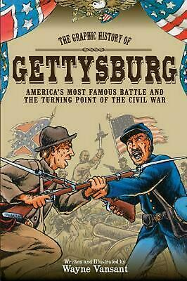 Gettysburg: The Graphic History of America's Most Famous Battle and the Turning