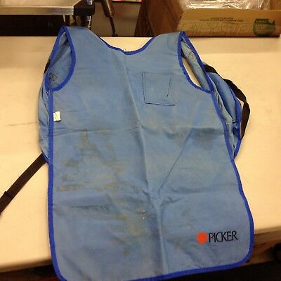 "Infab Blue Picker Lead Vest, 33"" Long"