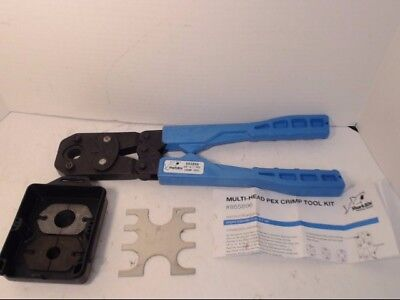 SHARKBITE Level/Plumb Tool PEX CRIMP TOOL KIT 865896 (K12010030)
