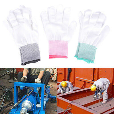 Anti Static Antiskid Glove PC Computer Phone Repair ESD Electronic Labor Ve