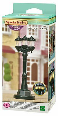 6005 Sylvanian Families Light up Street Lamp Furniture set Children Kids Ages 3+