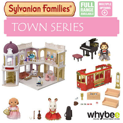 Sylvanian Families Town Series Range Choose Your Set Brand New In Box