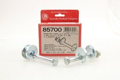 NEW SPC Specialty Products Rear Camber/Toe Cam Bolts 85700 for Nissan Subaru