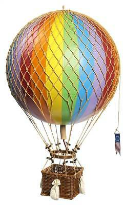Royal Aero Balloon in Rainbow [ID 43012]