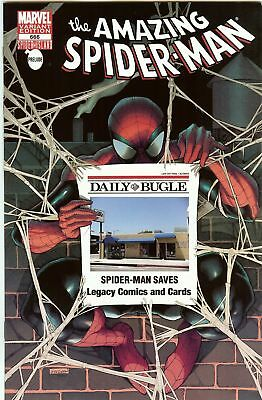 Amazing Spider-Man #666 Legacy Variant Only 500 Made!